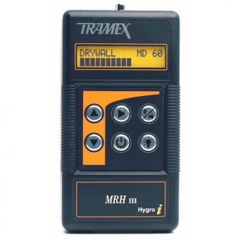 TRAMEX MRH III - Vorführgerät - Zerstörungsfrei Baufeuchte Messen